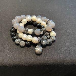 Joan Boyce Stretch Bracelet
